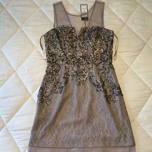BCBG Maxazira short dress